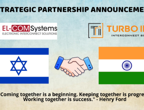 El-Com Systems Announces Collaboration Agreement with Turbo India Interconnect Solutions